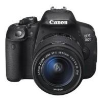 Kamera Canon eos 700D kit 18-55 STM