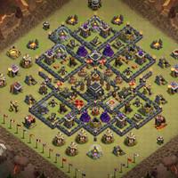 Akun COC (Clash of Clans) TH 9 Max