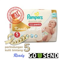 Pampers Active Baby Premium Care Pants S 32