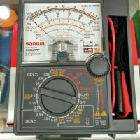 MultiTester Analog MultiMeter Analog Sanwa YX360TRF