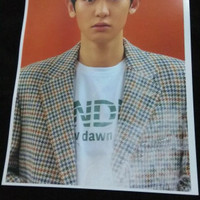 POSTER KPOP A4 EXO MEMBER CHANYEOL