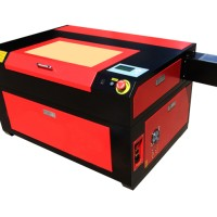 JUAL Mesin LASER CUTTING GRAFIR REDSAIL Acrylic 5030 MURAH