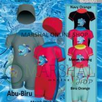 Baju Renang Bayi Diving Hiu