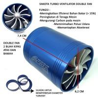 Turbo Ventilator simota Double Blade