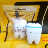I love teeth squishy teeth replica squishy gigi