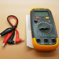 Digital MultiTeser Capasitor MultiMeter Capasitor Digital Alat Ukur