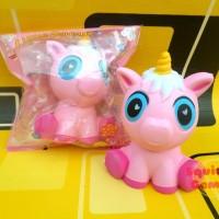 Cute My Little Pony Squishy Kuda Poni Lucu Murah Jumbo