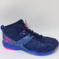 Sepatu indoor specs original Spiker Galaxyblue/tulip blue/pink new