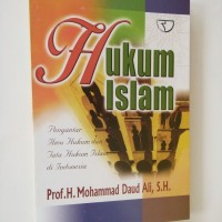 Jual Buku HUKUM ISLAM | Pengantar Ilmu Hukum dan Tata Hukum Islam Murah