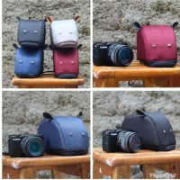 tas kamera mini mirrorless fuji sony olympus canon nikon mouse