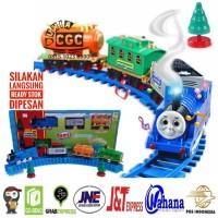 Mainan Kereta Tomis Edukasi Anak Cerobong Asap