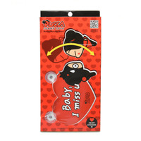 FOURING MESSAGE BOARD PUCCA BABY