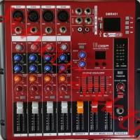 Murah Mixer Dusenberg SMR 401 ( 4 channel Full ) Blueto Berkualitas