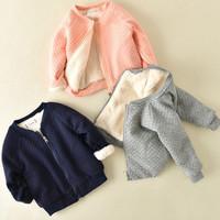 Jaket Musim Dingin tebal bulu Anak Bayi/winter fur jacket coat baby