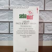 Sebamed Liquid Face & Body Wash 1000ml