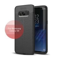 Samsung S8 Case Leather Autofocus Experience Ultimate