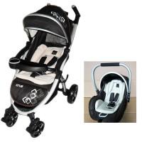 Baby Elle S-702 TS + C1000 Travel Syatem Cruz 000590066