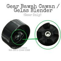Gear Bawah Gelas Blender Sparepart Sharp Viaris Suku Cadang Juicer