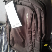ransel laptop Backpack American Tourister citi pro ct05 brown