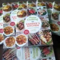 Home Cooking ala Xanders Kitchen - Junita