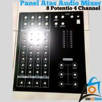 Harga panel atas audio mixer 8 potentio 4 | Hargalu.com