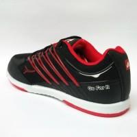 Sepatu Sekolah Anak Hitam Merah Original Ardiles Denjaka SD 35-38
