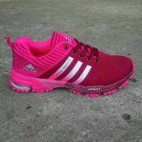 ADIDAS Sepatu Flyknit 2 Running Shoes Zumba, Import Quality Grade Ori