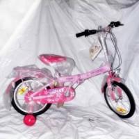 Sepeda lipat family size 16