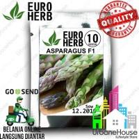 Benih Herb Sayuran Asparagus F1 Import Packing / Bibit Hidroponik