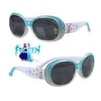 kacamata anak cewek perempuan frozen elsa anna girl blue sunglasses
