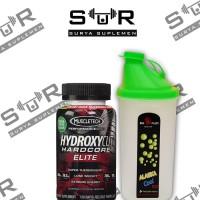 Muscletech Hydroxycut Hardcore elite 100 caps NEW FORMULA ORIGINAL