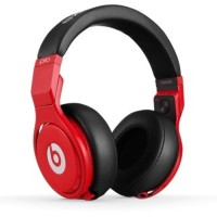 Beats Pro Red Black Lil Wayne OEM A