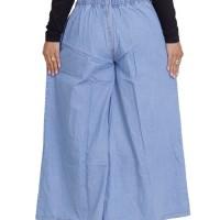 CELANA WANITA Celana Panjang Wanita - Celana Jeans Jumbo - Kulot