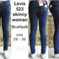 Celana Jeans Wanita Celana Wanita Jeans Cewek Termurah Merk LEVIS 523