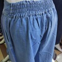 Celana Pendek TERBARU Jumbo Kulot Pendek Jeans