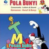 Buku Sound Patterns Pola Bunyi, Konsonan-huruf Dan Bunyi (WB)-CVAN3562