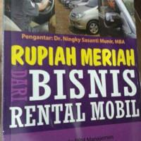 Buku Rupiah Meriah Dari Bisnis Rental Mobil