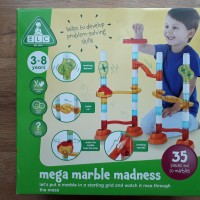 ELC MEGA MARBLE MADNESS - PUZZLE - BRAND NEW