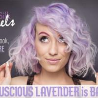 New - Pravana Chromasilk Pastels - luscious lavender