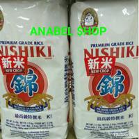 Beras Jepang Nishiki Premium Grade Rice 2.5 Kg