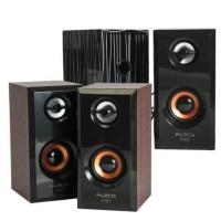 Speaker Fleco F-017 / Speker Mini Computer F017 Stereo
