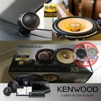 Harga kenwood kfc xs1703 hi res 2 way speaker | Pembandingharga.com