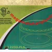 Toples Kue Nastar 0.5 1/2 KG LD 2233 DELICE Lion Diamond