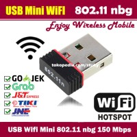 New 150Mbps 150M Mini USB WiFi Wireless Adapter Network LAN Card 802.1