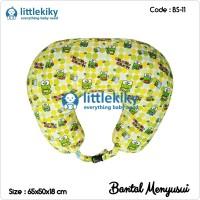 bantal menyusui / nursing pillow motif keroppi