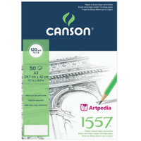 Canson 15570 Esbozo Drawing Pad A3 120gsm