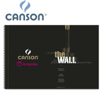 Canson The Wall A3+ 220gsm Sketchbook (isi 30) / Sketch Book