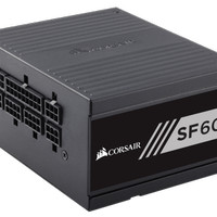 Corsair SF600 - 600Watt 80Plus Gold Certified High Performance SFX PSU