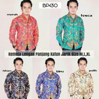 BP430 batik pria