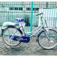 Sepeda Mini CTB Phoenix Star 24 Inchi Bkn Polygon United Federal Murah
